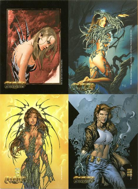 Witchblade-Millennium-W1-W4-front