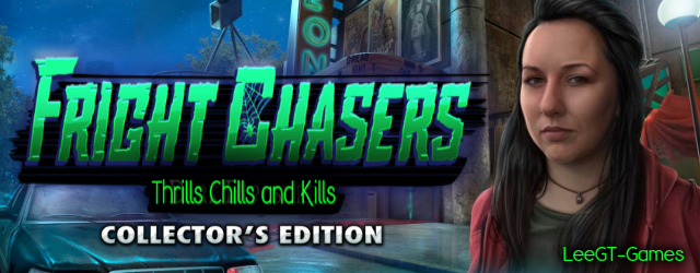 Fright Chasers 4: Thrills Chills and Kills Collector's Edition {v.Final}