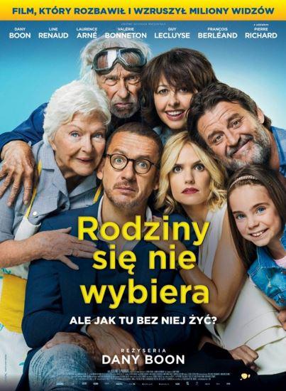 Rodziny się nie wybiera / La ch'tite famille (2018) PL.BRRip.XviD-GR4PE | Lektor PL