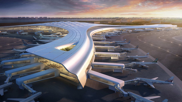 Dalian-Zhoushuizi-International-Airport