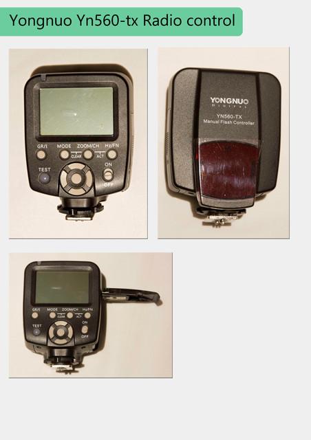 Yongnuo-Yn560-tx-Radio-control