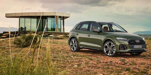 Audi Q5 II Restyling (2020) 21