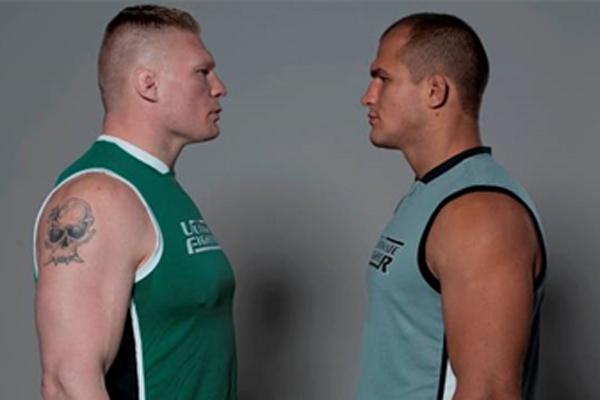 Junior dos Santos: Brock Lesnar не заслужава шанс за титлата