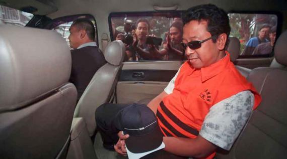 Kasus suap dan korupsi kubu Jokowi ROMY-KPK-MIFTAHULHAYATJAWA-POS-Jawa-Pos