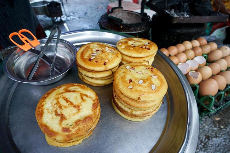 Street Pancakes