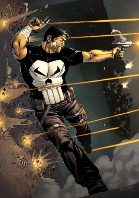 """Каратель будет иметь заметное присутствие в киновселенной """"Marvel"""""""