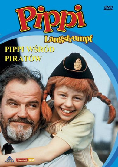 Pipi wśród piratów / Pippi Langstrump pa de sju haven (1970) PL.BRRip.XviD-GR4PE | Lektor PL