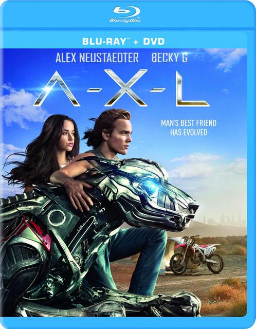 Robot Köpek | A-X-L | 2018 | m1080p | DUAL | BluRay | x264 | AC3 | RARBG | HdT