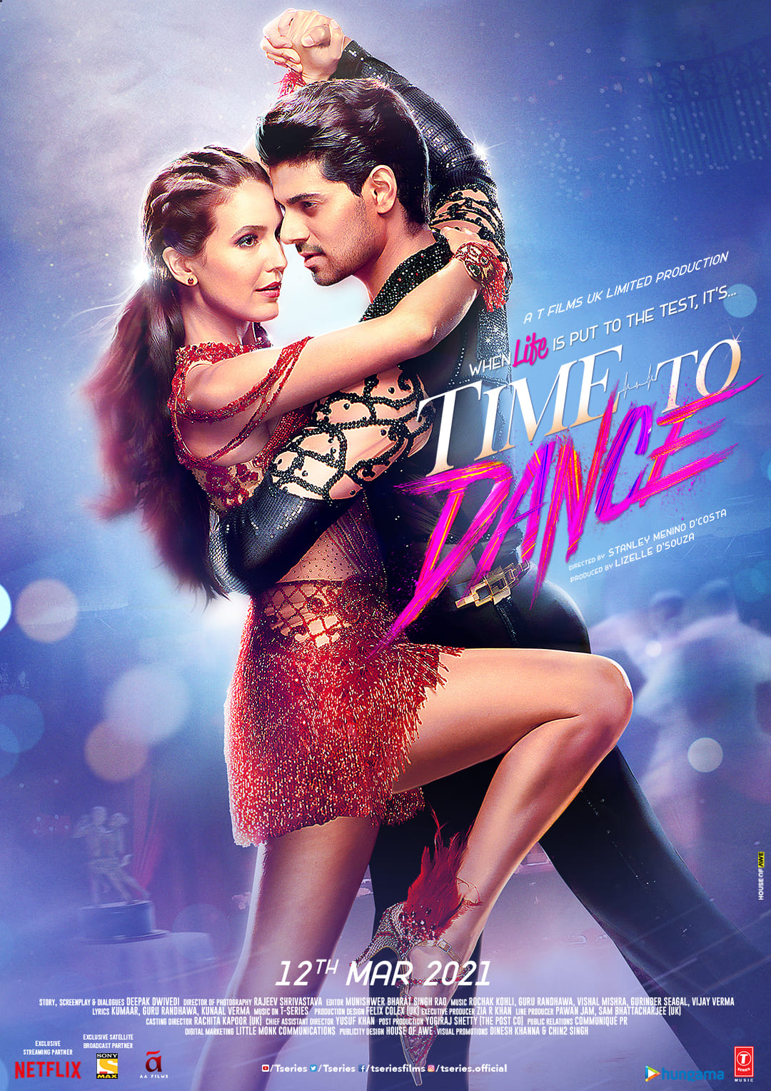 Time to Dance (2021) Hindi Full Movie 720p HDRip 1.3GB Download