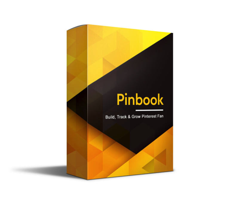 Pinbook (Build, Track & Grow Pinterest Fans)