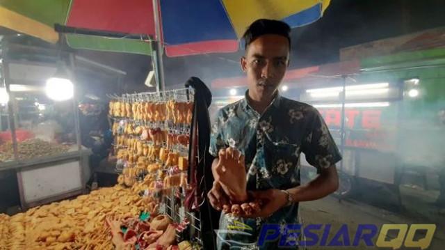 Unik Korek dan Asbak Berkonsep Liar di Pasar Wisata Kota Batu Malang
