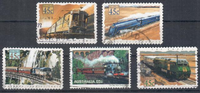 Australia-Trains