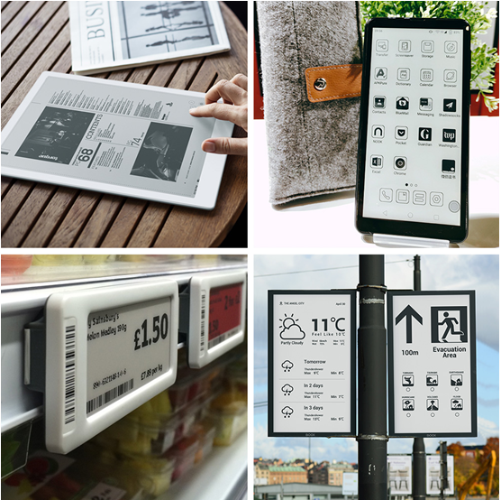 BOOX E Ink Product Will Be Everywhere In The Future