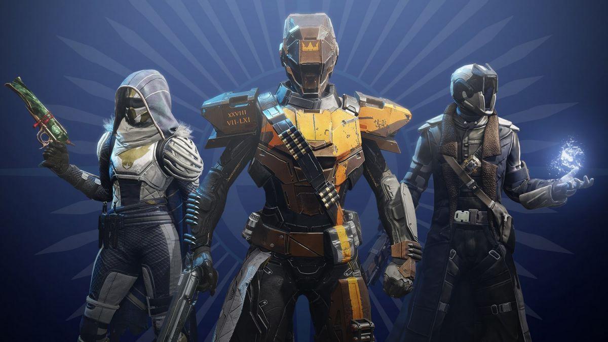 Destiny 2 - Прохождение квеста «На перепутье»