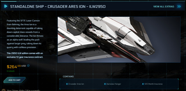 STANDALONE-SHIP-CRUSADER-ARES-ION-ILW2950