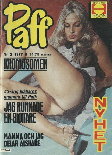 Cover: Paff No 02 1977