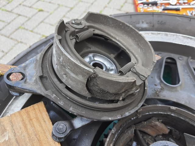 Brake-broke