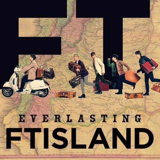 [Album] FTISLAND – Everlasting