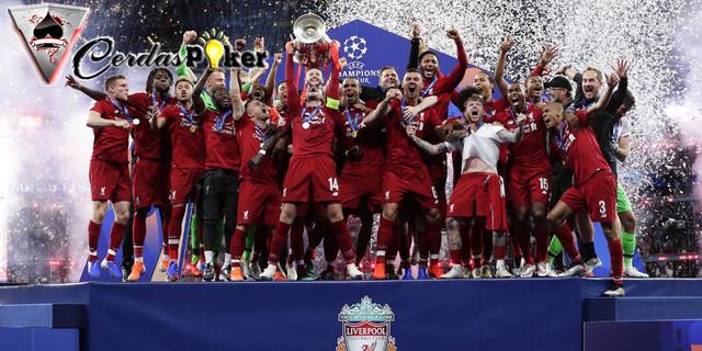 Setahun Lalu Liverpool jadi Raja Eropa