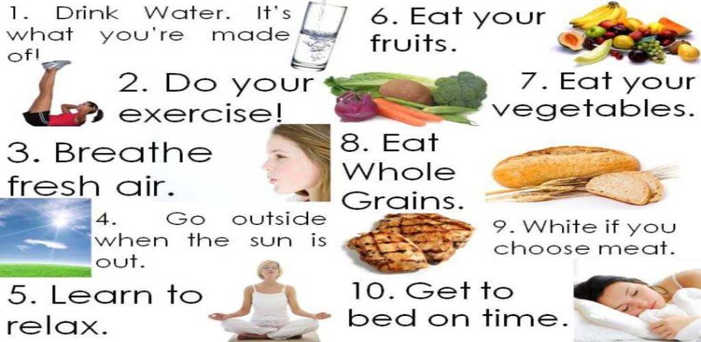 7 Questions and Answers to Healthy Life