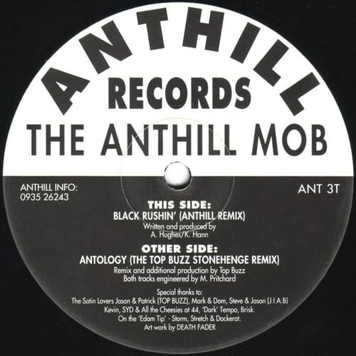 Download The Anthill Mob - The Remixes mp3