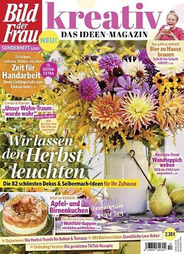 Cover: Bild der Frau Magazin Sonderheft September No 05 2021