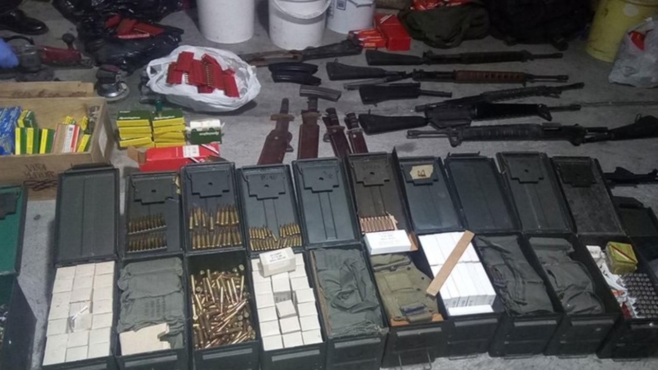 Megaoperativo de Interpol: más de 500 arrestos en una redada contra el tráfico de armas en 8 países de América Latina