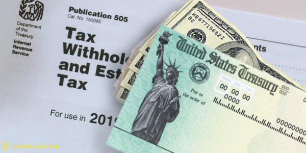 The IRS Is Paying Out 3% To 5% Compounded Daily Interest On Almost All Refunds Issued After April 15 This Year…