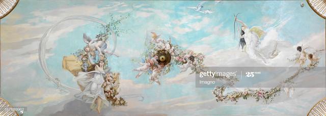 Springtime-Ceiling-painting-Hermesvilla-Vienna-1885-Oil-on-stuco-by-Gustav-Klimt-Franz-Matsch-and-Er.jpg