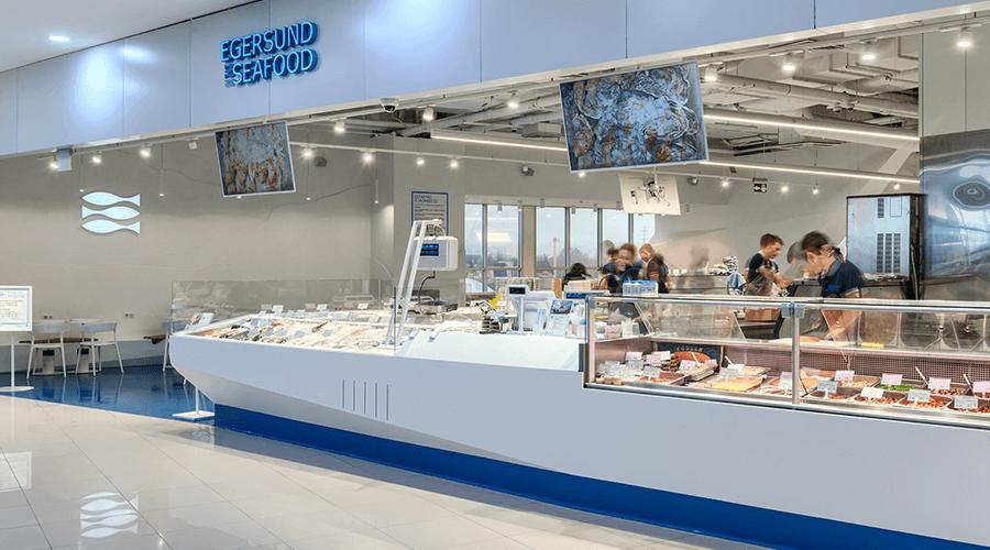 Egersund Seafood - Backoffice Order management system for food and beverage industry