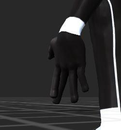 finger Gone Wrong