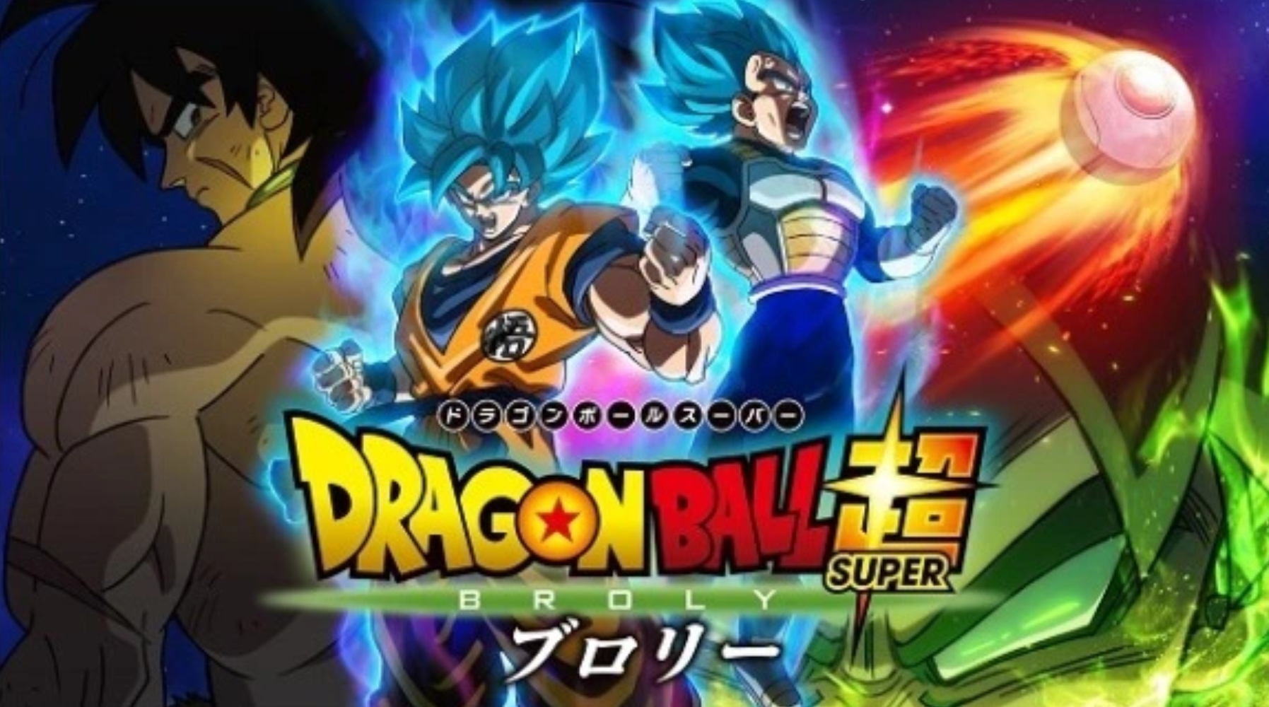 فيلم Dragon Ball Super: Broly مترجم