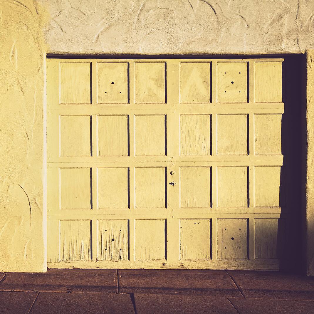 garage schilderen