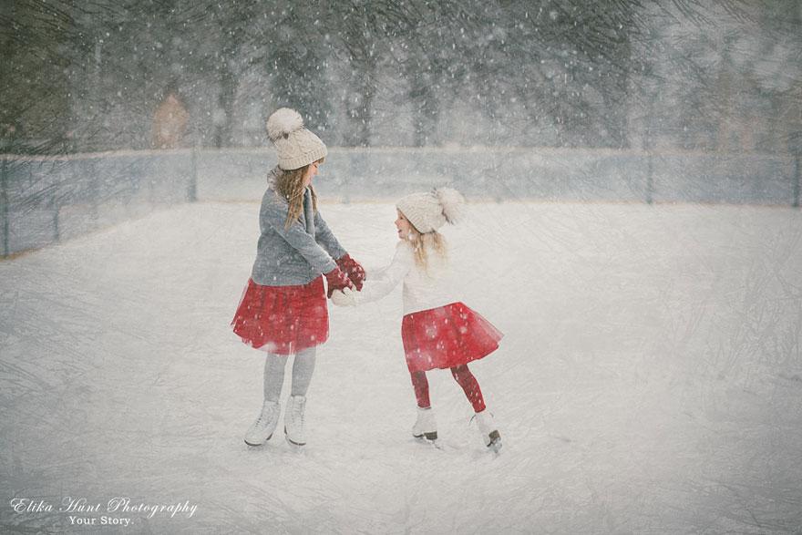 32 фотографии радостных моментов детства из разных стран-54
