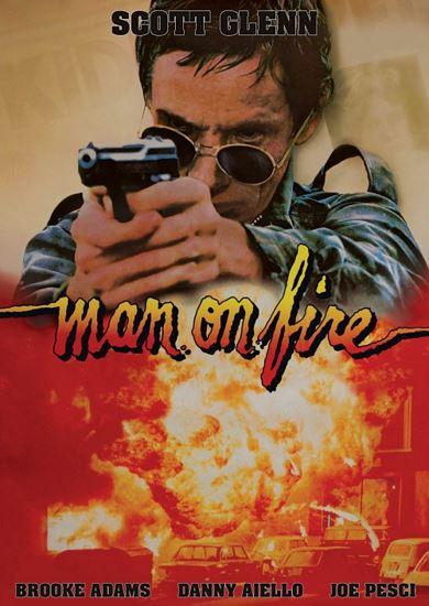 Człowiek w ogniu / Man on Fire (1987) PL.BRRip.XviD-GR4PE | Lektor PL