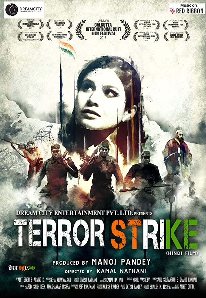 Terror Strike Beyond Boundaries 2018 Hindi 720p HDRip ESubs 700MB | 300MB Watch Online