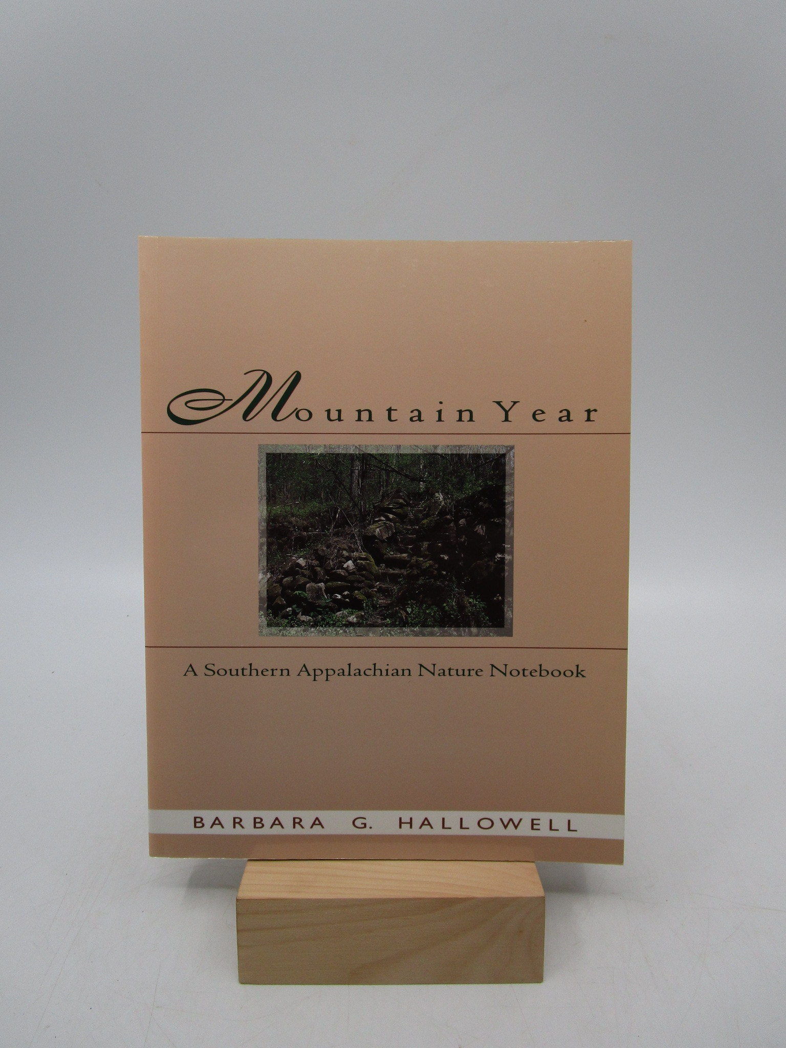 Image for Mountain Year: A Southern Appalachian Nature Notebook