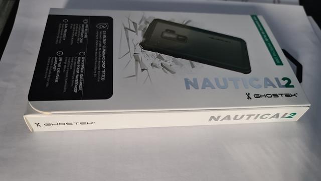 I/P: Original Samsung kryt a vodotesny obal na Samsung S9 Plus