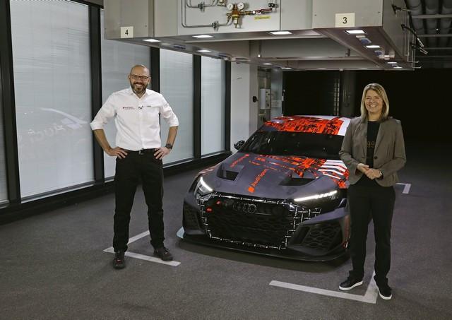 Première mondiale de la nouvelle Audi RS 3 LMS A210697-medium