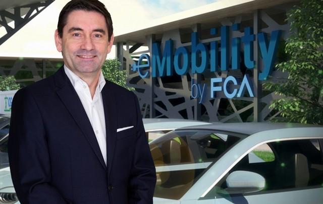 Cyril Billiard prend en charge le projet E-mobility au sein de FCA France 6036587b45339812