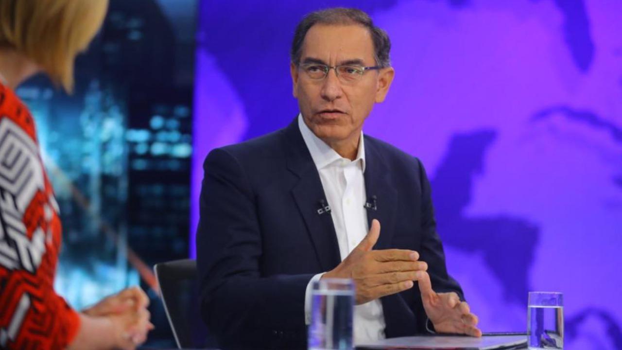 Presidente Vizcarra asegura que se somete a cualquier investigación
