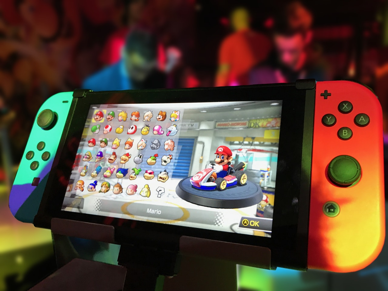 Tipos de gamers según el juego o consola