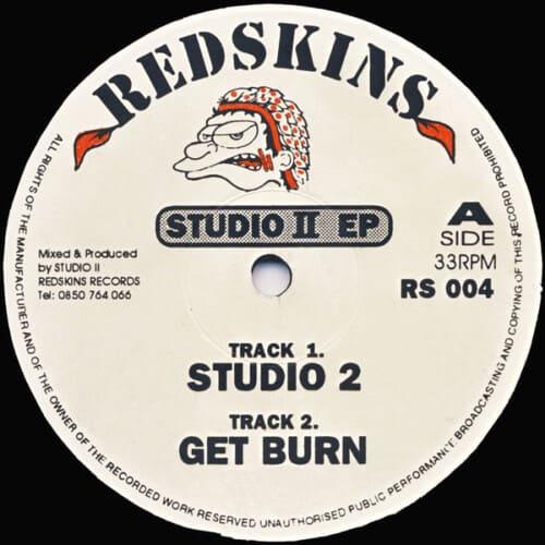 Download Studio II - Studio II EP mp3