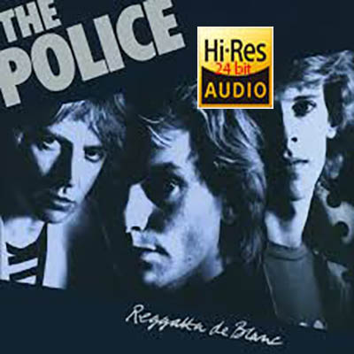 The Police – Reggatta De Blanc (1979)