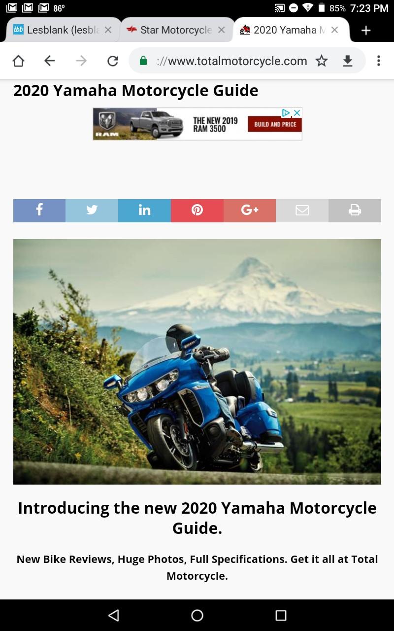 Yamaha Virago 750 Forum