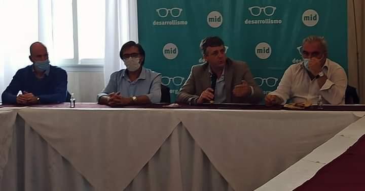 El MID recorrió la 5ta Sección Electoral: Así lo aseguró el pigüense Juan Pablo Carrique.