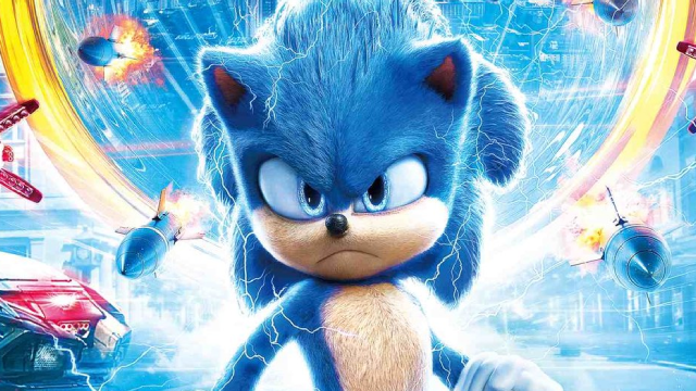 Check Out This Awesome New Japanese Poster For The Upcoming Sonic The Hedgehog Movie