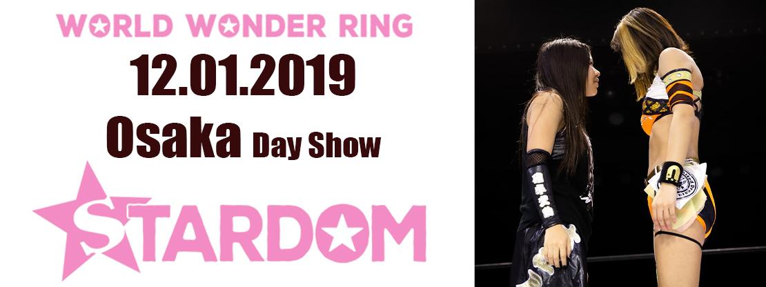 Stardom Goddess Of Stars 2019 Tag 3 Day Osaka 1080p