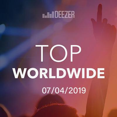 Deezer Charts – Top Worldwide (2019)