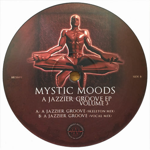 Download Mystic Moods - A Jazzier Groove EP Vol. 3 mp3